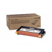 106R01394 - Genuine Xerox Phaser Brand Hi-Yield Yellow Toner