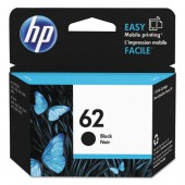 C2P04AN - Genuine HP Brand Black (No. 62)  InkJet Cartridge