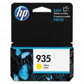 C2P22AN - Genuine HP Brand Yellow (No. 935) InkJet Cartridge
