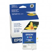 T005011 - Genuine Epson Brand Tri-Color InkJet Cartridge