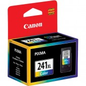 5208B001 - Genuine Canon Brand (CL-241XL) Hi-Yield Color Ink Cartridge